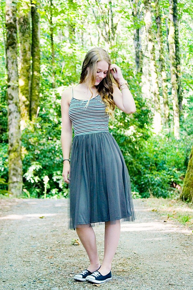 Casual Summer Tulle