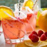 Raspberry Orange Soda