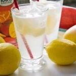 Mango Tango Soda Slush