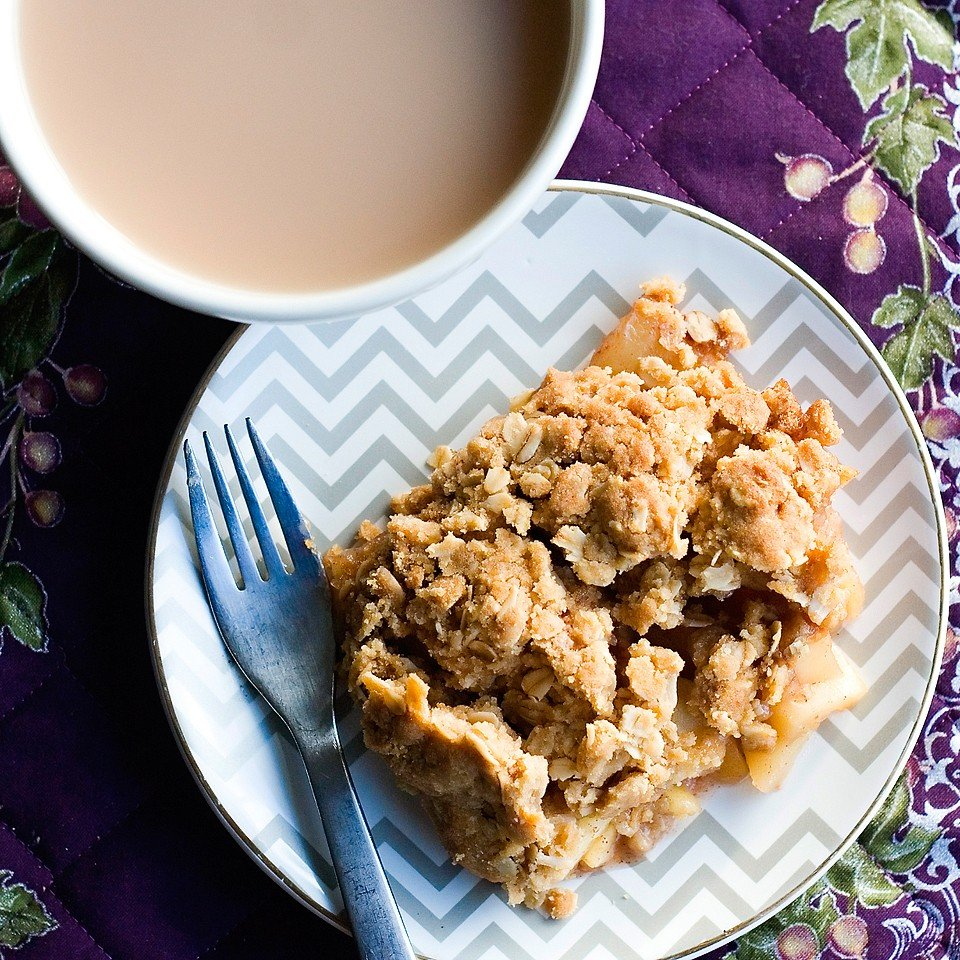 Yummy Apple Crisp