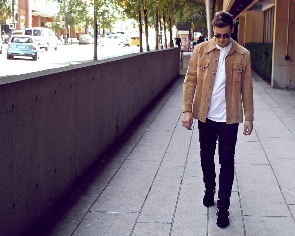 Fashion with David