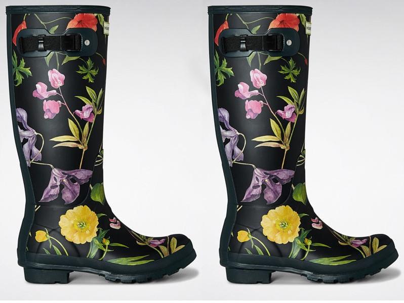 Hunter Boot Love