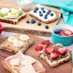 Tasty Toast Toppers for Quick Back to School Breakfasts