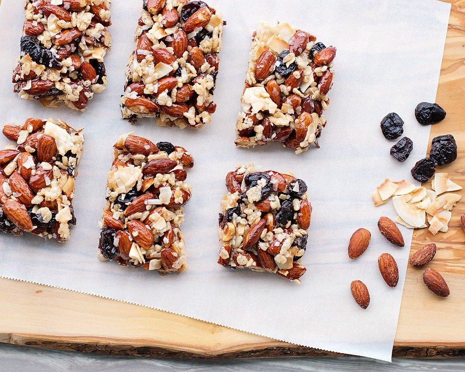 Protein Nut Bars