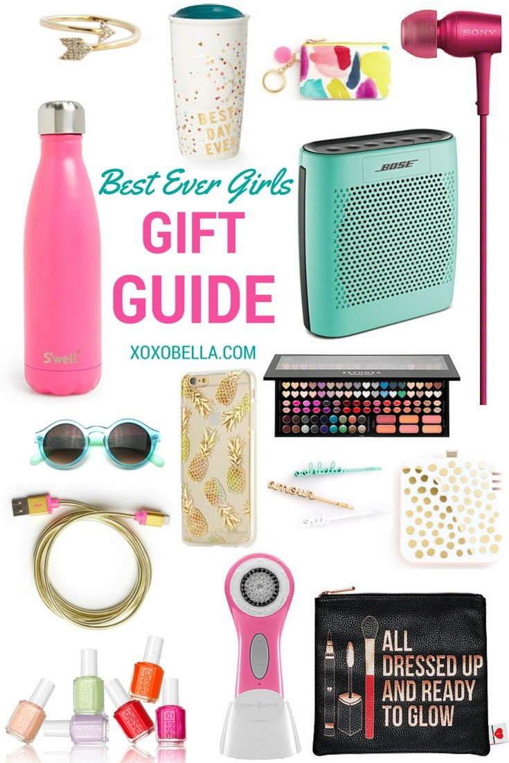 Best Ever Teen Gift Guide Xoxobella