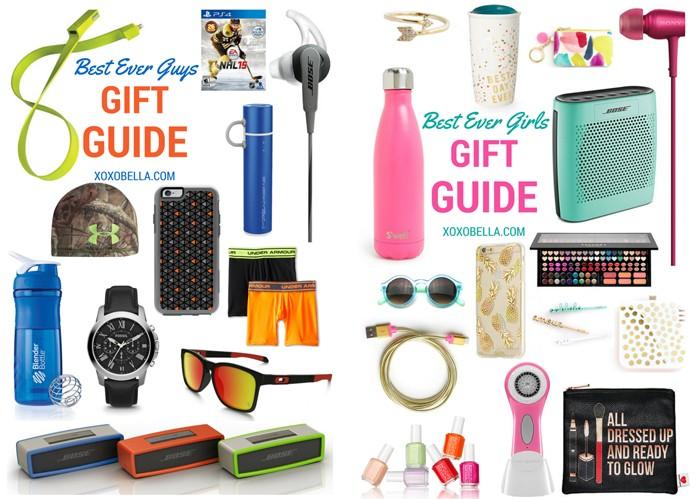 Guy girl gift guide