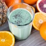 Citrus Pineapple Energy Smoothie