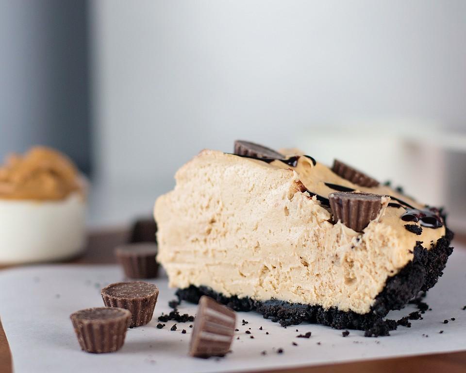 Creamy Dreamy Peanut Butter Pie