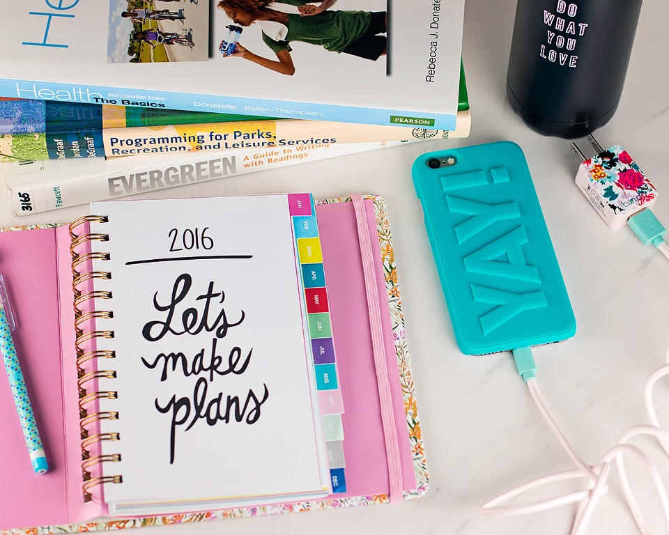Beautiful Mess Planner