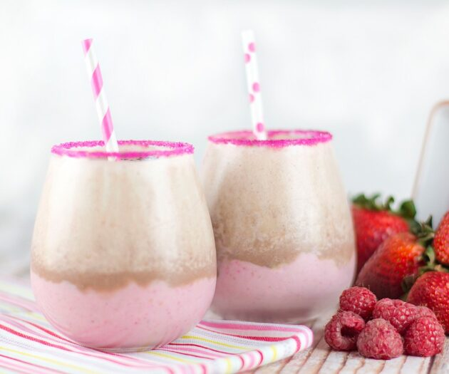 Neapolitan Protein Smoothie: Made with fermented vegan proteins+ by Genuine Health