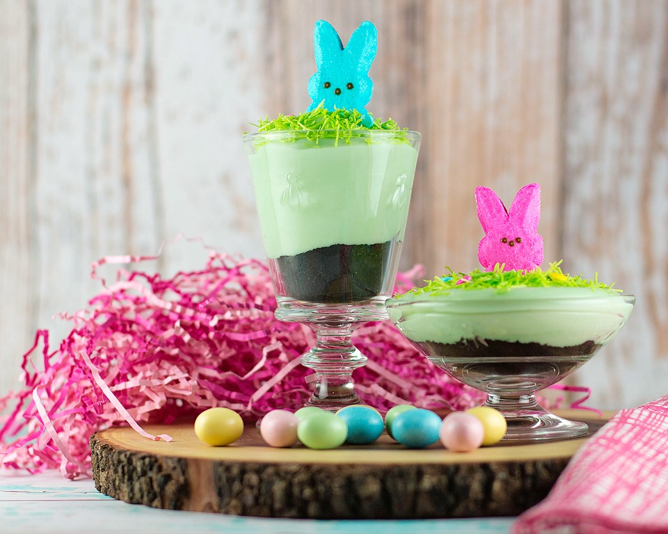 Peeps Easter Pudding Cup