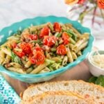 Fresh Greens One Pot Pasta