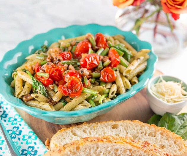 Barilla Pronto Fresh Greens One Pot Pasta