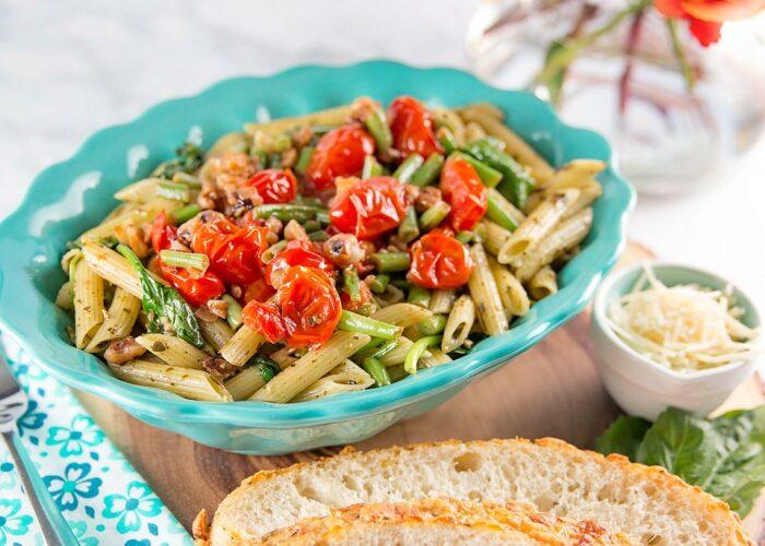 Barilla Pronto Fresh Greens One Pot Pasta