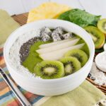 Green Greek Yogurt Proteins+ Smoothie Bowl
