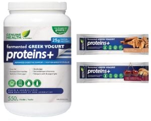 Greek Yogurt Proteins+