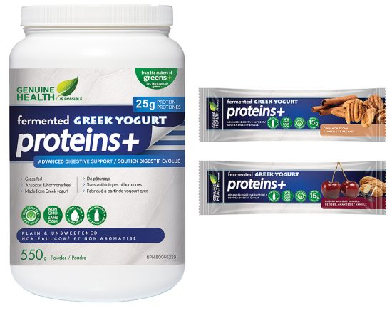 Greek Yogurt Proteins+