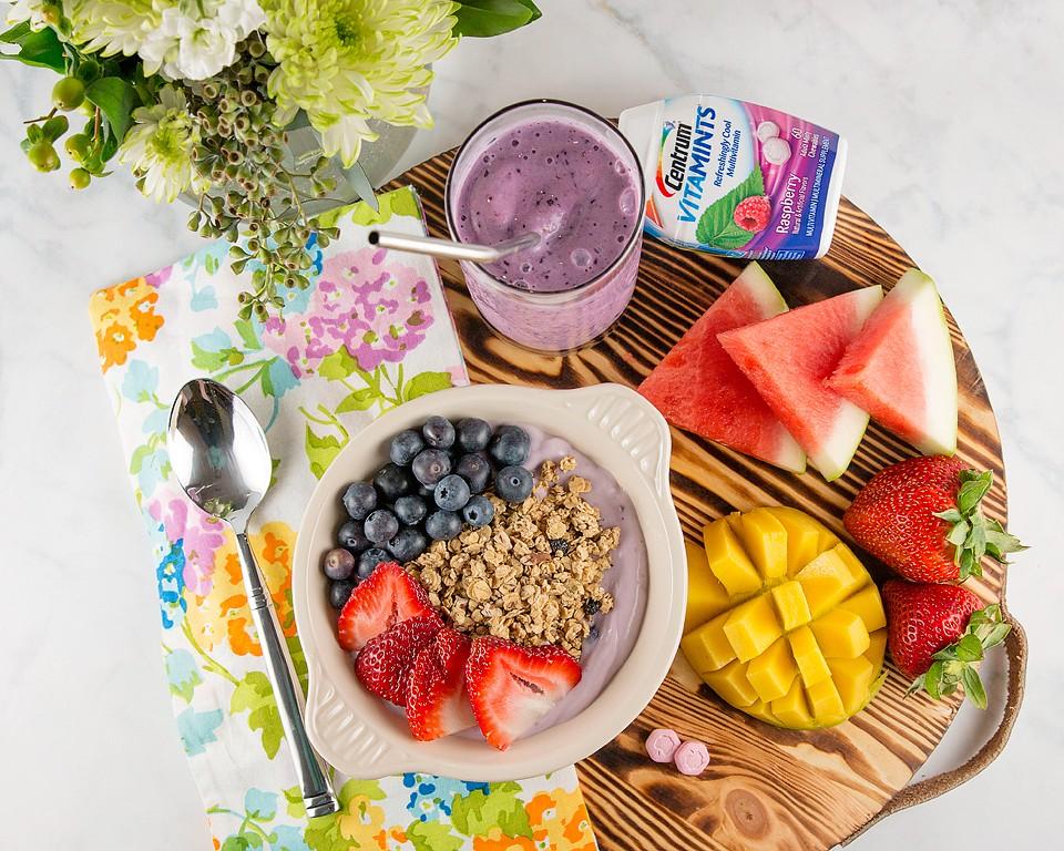 Mornings Made Berry Easy