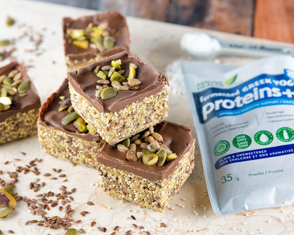 Superfood Protein Energy Bites