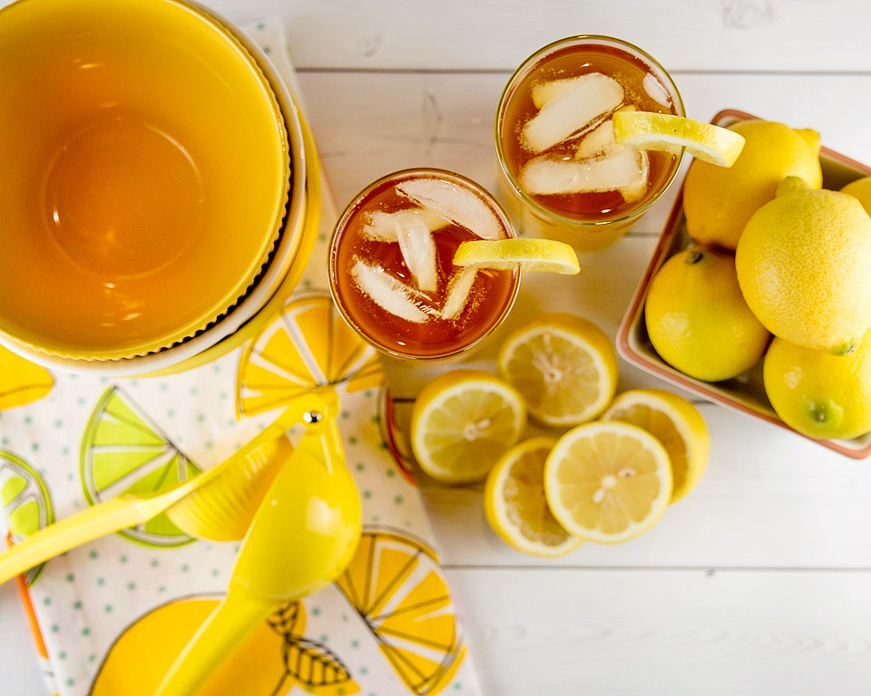 how to make lemon water to drink
