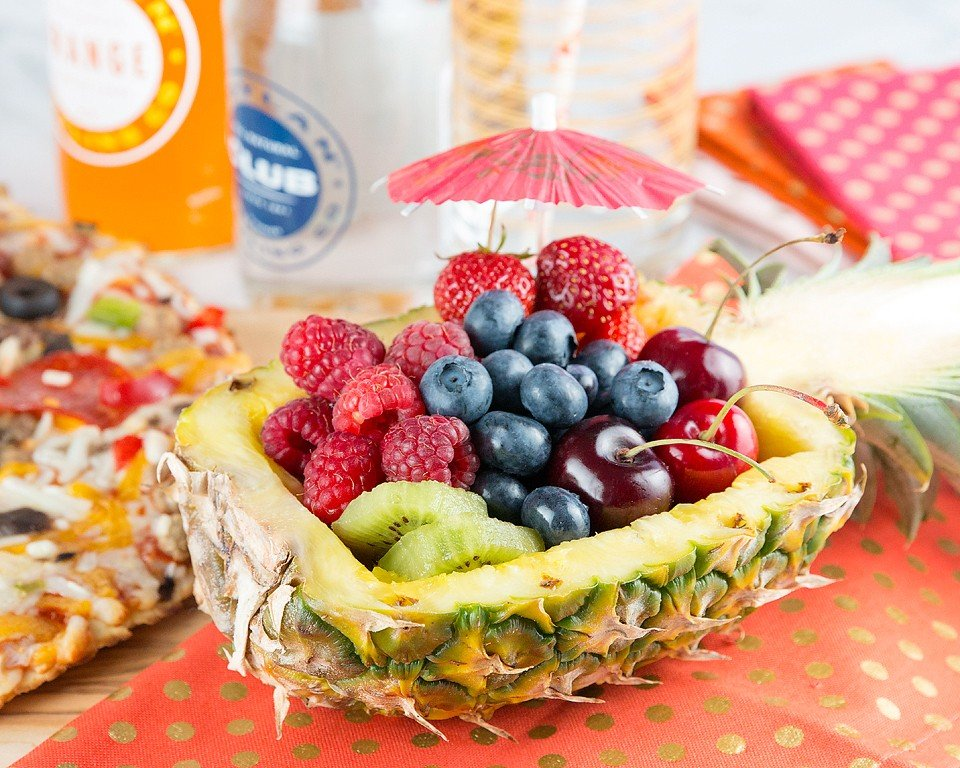Pineapple Fruit Salad 28