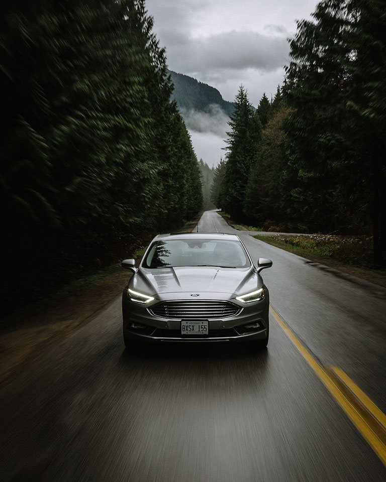 Blogger Bella Bucchiotti of xoxoBella is sharing about her road trip from the Fraser Valley to Pemberton, BC in a Ford Fusion. Video by Braedin Toth.