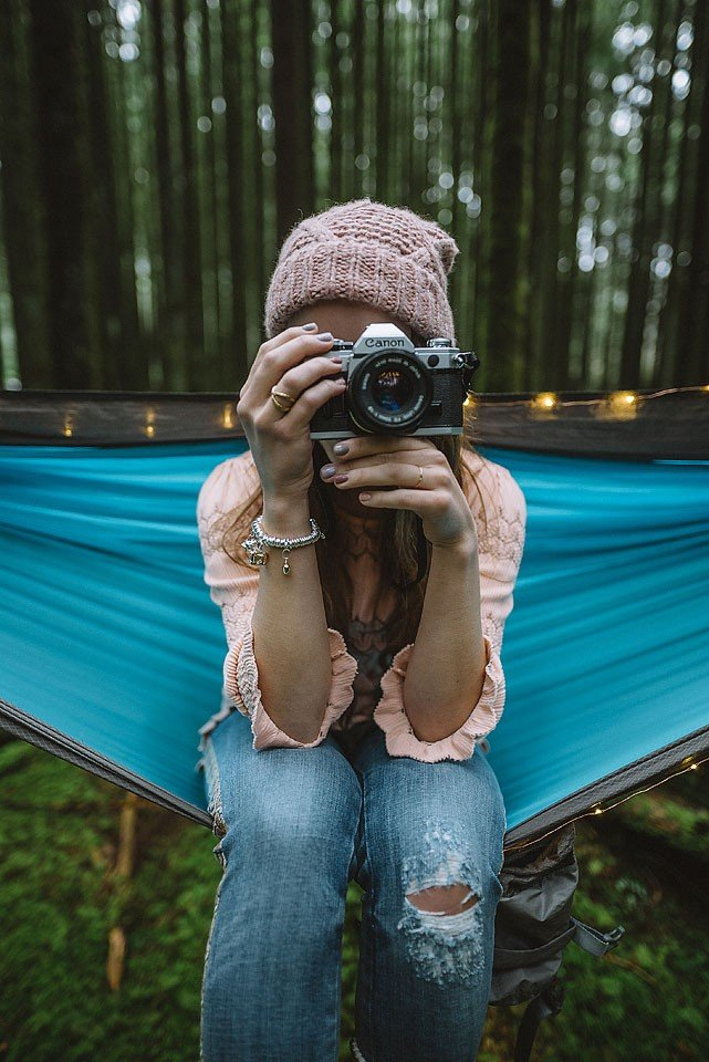 Lifestyle blogger, Bella Bucchiotti of xoxoBella shares some Instagram captions for nature photos and some puns for nature pics.