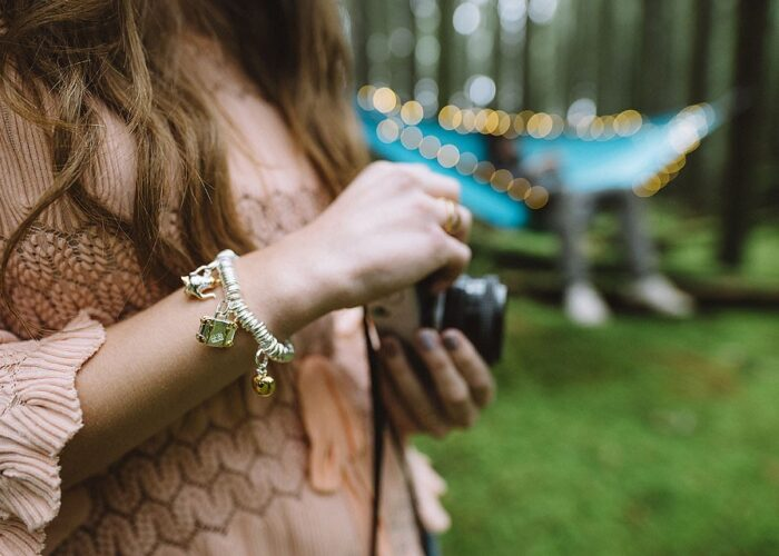 Blogger Bella Bucchiotti of xoxoBella is sharing about her Links of London Sweetie Story bracelet and charms. #MySweetieStory