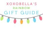 Rainbow Gift Guide