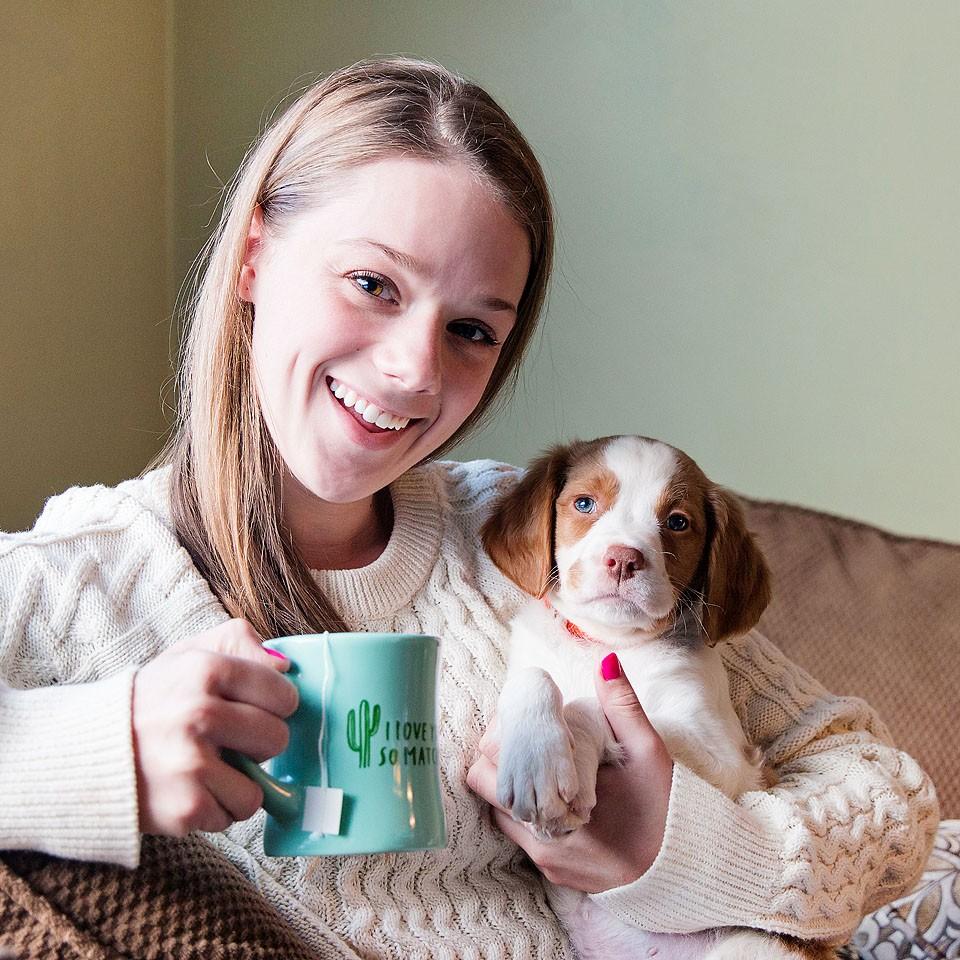 Blogger Bella Bucchiotti of xoxoBella shares about Lipton Matcha Green Tea with a recipe for matcha iced green tea. #LiptonMatcha