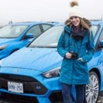 A Winter Adventure in Quebec with Ford