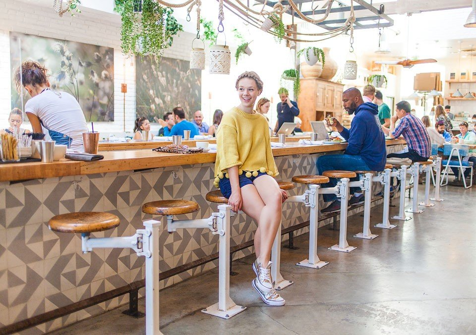 Blogger Bella Bucchiotti of xoxoBella.com shares her favorite spots to get epic instagram photos in and around LA. You will love this Instagrammers Guide to LA.