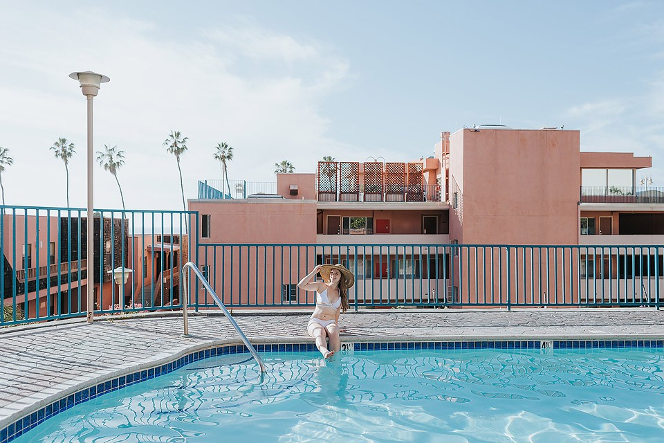 Blogger Bella Bucchiotti of xoxoBella.com shares about her stay at the La Jolla Cove Suites Hotel in San Diego, California.