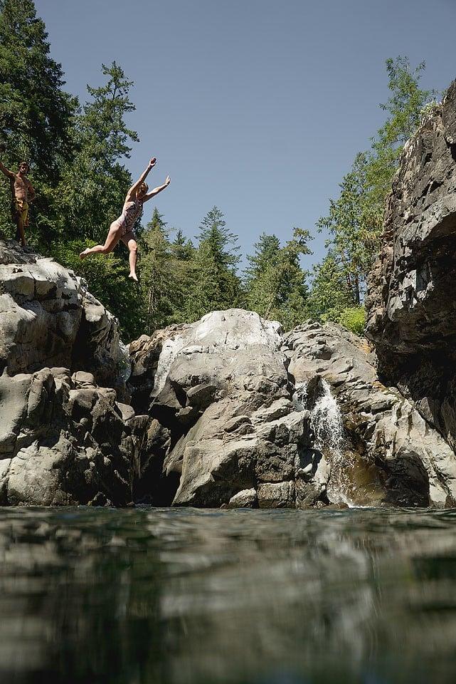 Blogger Bella Bucchiotti of xoxoBella.com shares a trip to Sooke on Vancouver Island.