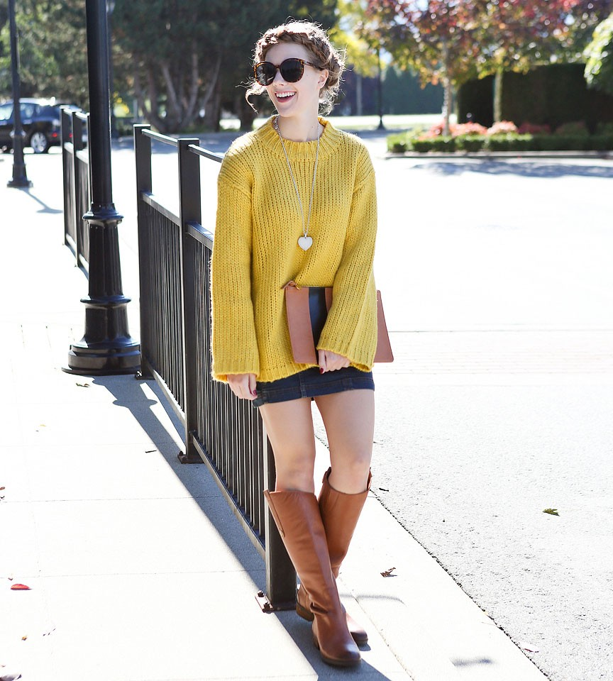 Blogger Bella Bucchiotti of xoxoBella.com shares some of her favourite sweater finds from amazon.ca that will be perfect for sweater weather.