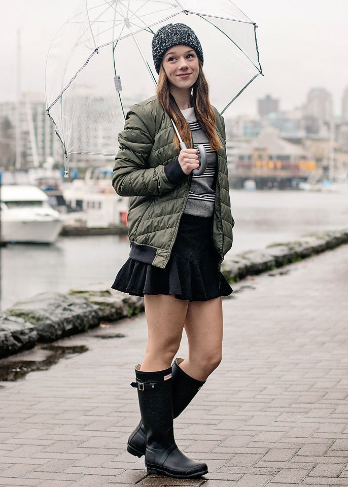 Blogger Bella Bucchiotti of xoxoBella.com shares some of her favourite umbrellas from amazon.ca.