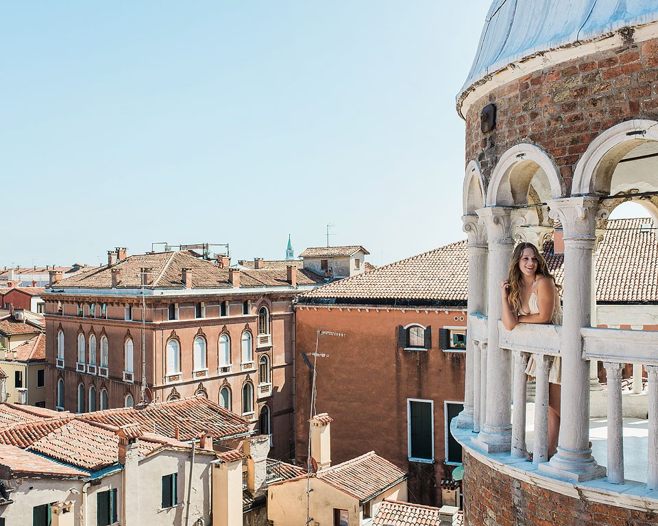 Blogger Bella Bucchiotti of xoxoBella.com shares her top trip planning trips that she used for arranging a vacation to Italy with Hotels.com