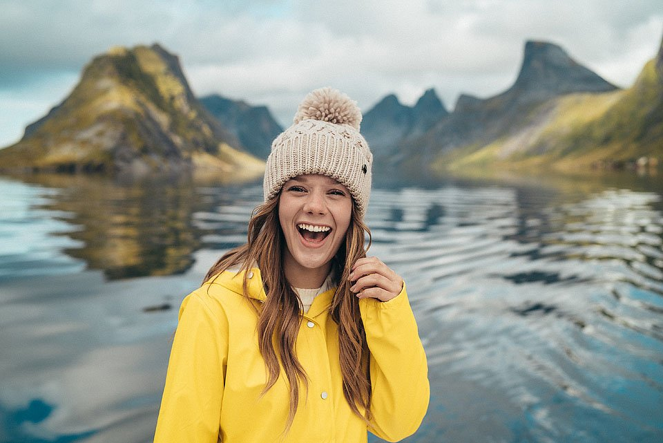 Blogger Bella Bucchiotti of xoxoBella.com shares photos and tips about her trip to northern Norway.