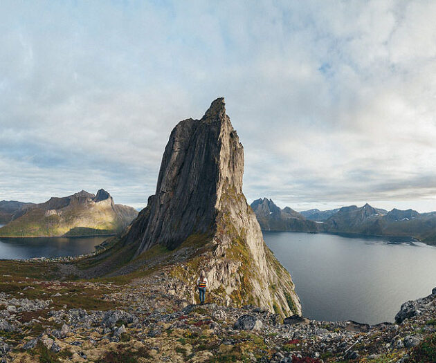 Blogger Bella Bucchiotti of xoxoBella.com shares her trip to Hamn I Senja in Norway