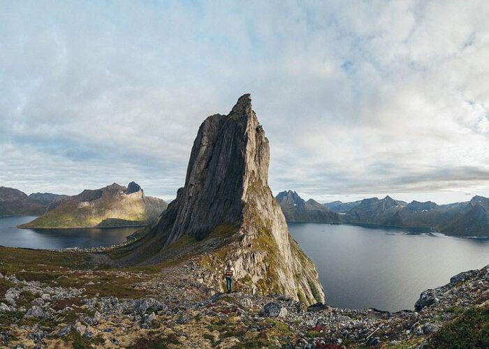 Blogger Bella Bucchiotti of xoxoBella.com shares her trip to Hamn I Senja in Norway
