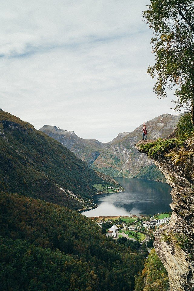 Travel blogger, Bella Bucchiotti of xoxoBella shares photos to inspire a trip to Norway.