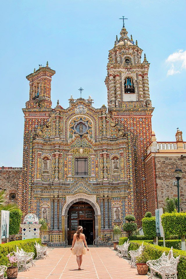 Blogger Bella Bucchiotti of xoxoBella.com shares about her trip to Puebla, Mexico and what to see and do while there.