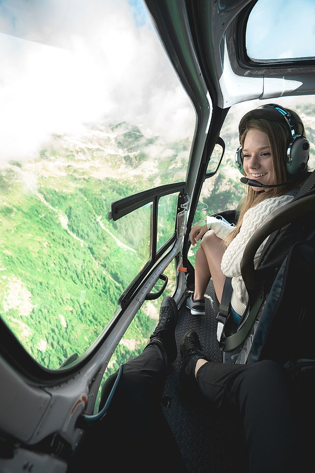 Blogger Bella Bucchiotti of xoxoBella.com shares 10 best helicopter rides that you must do around the world.
