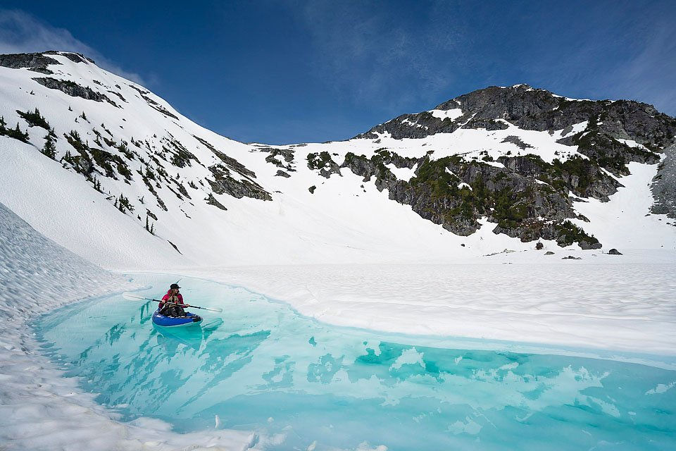 Travel blogger, Bella Bucchiotti of xoxoBella, shares about a spring glacier kayaking adventure. If you are planning to take a trip to go kayaking in Canada, this helicopter kayaking adventure should be on your list!