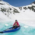 Spring Glacier Kayaking
