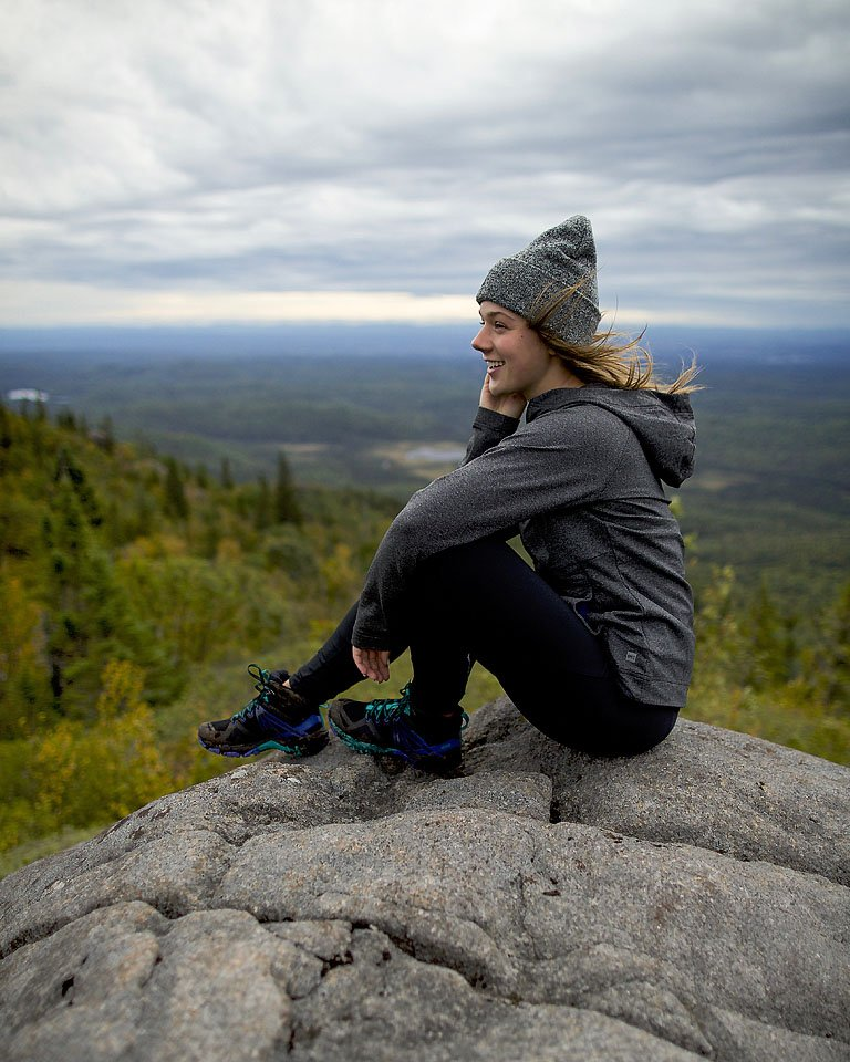 Blogger Bella Bucchiotti of xoxoBella.com shares details about her road trip in Quebec, Canada. She hiked on trails, explored national parks, watched whales and stayed in a cozy yurt.