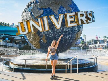 Travel blogger, Bella Bucchiotti of xoxoBella, shares about planning a trip to Orlando, Florida. An Orlando vacation for adults is so fun!