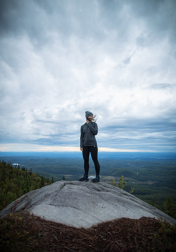 Blogger Bella Bucchiotti of xoxoBella.com shares details about her road trip in Quebec, Canada. She hiked on trails, explored national parks,