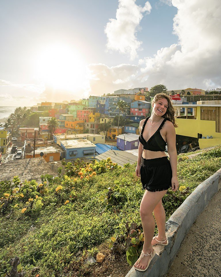 Blogger Bella Bucchiotti of xoxoBella.com shares about her visit to Puerto Rico.