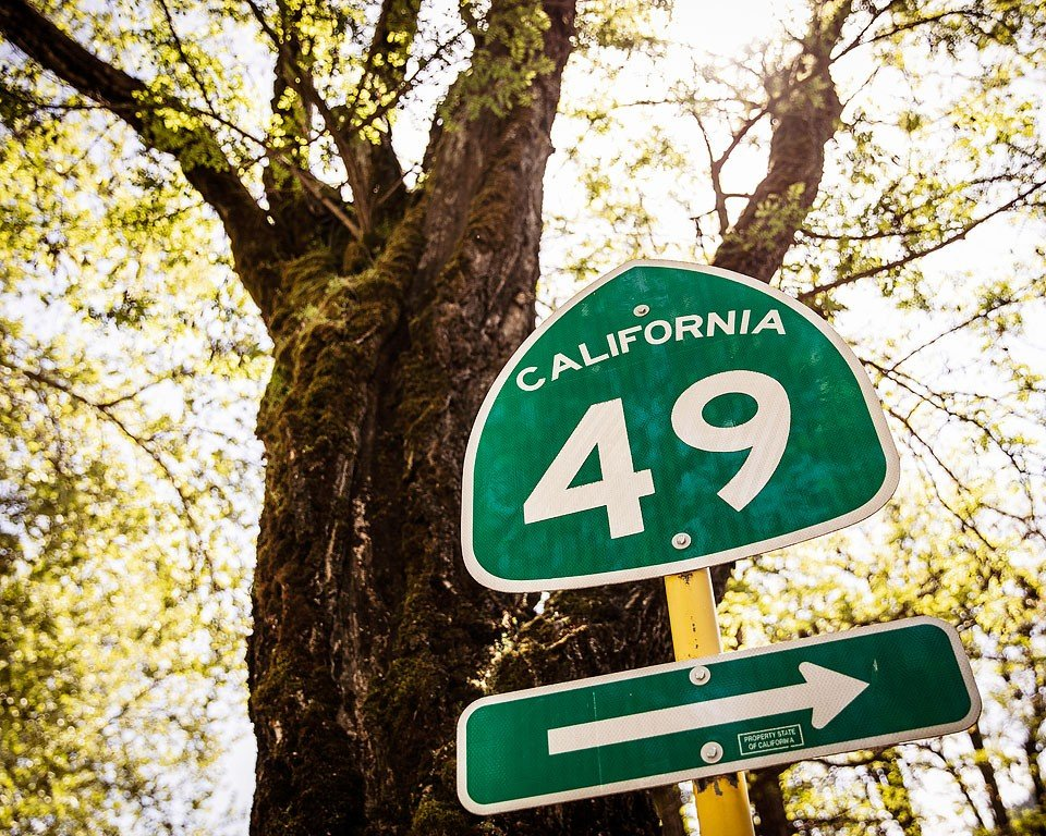 Blogger Bella Bucchiotti of xoxoBella.com shares about her California road trip through Gold Country along Highway 49.